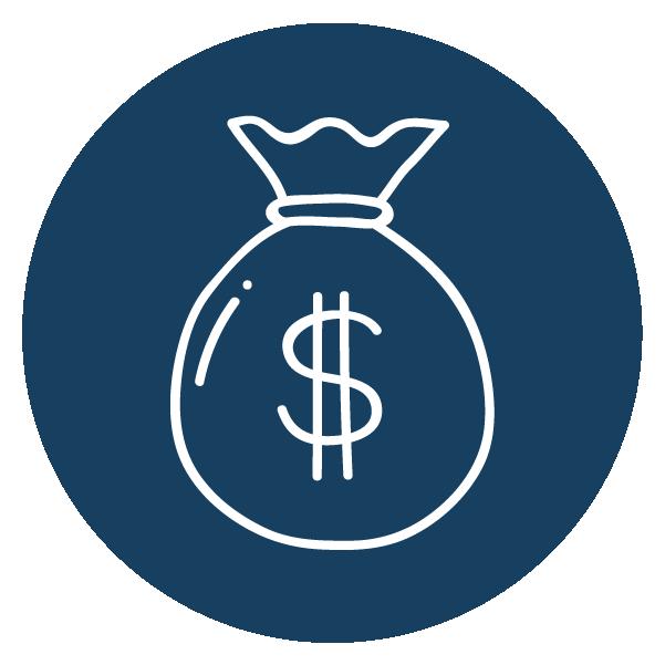 BWS Save money Icon