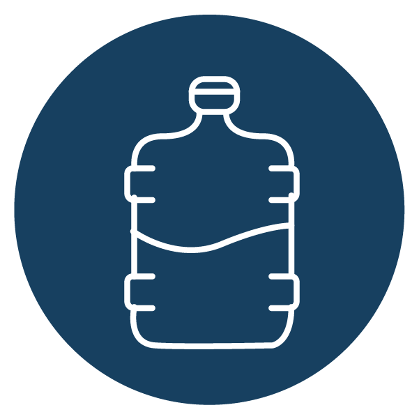 Business Water Solutions Save Space Icon